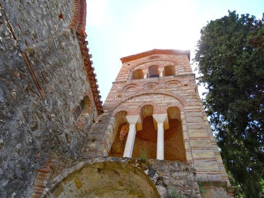 Mystras - Eglise de l'Ogiditria