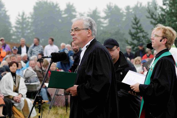 Auslandsbischofs der EKD: Matin Schindehütte, Pfr. Christian Röhling