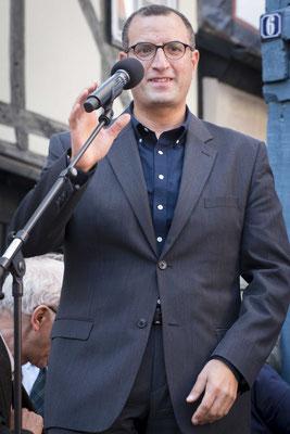 Dr. Hamdi Elfarra, muslimische Gemeinde