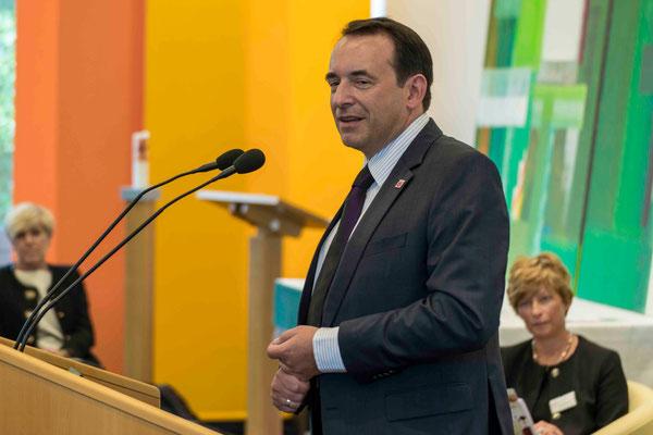 Kultusminister Lorz