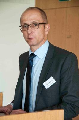 Pfr. Jürgen Schilling, Moderation