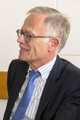 Ministerialdirigent Dr. Rolf Bernhardt