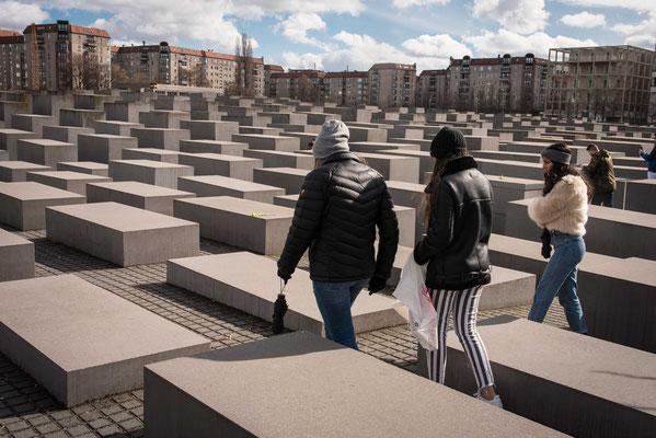 Denkmal für die jüdischen Opfer des Holocaust