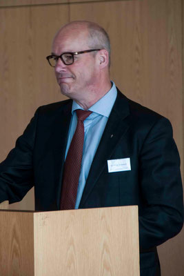 Dr. Thies Gundlach, Vizepräsident des EKD-Kirchenamtes