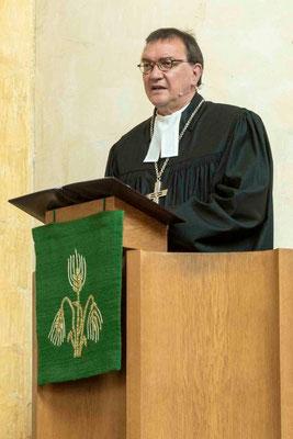 Bischof Prof. Dr. Martin Hein