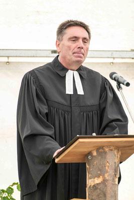 Pfarrer Jörg Bickelhaupt (EKHN, Vorsitzender ACK Hessen-Rheinhessen)