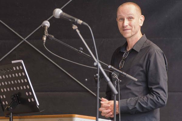 Peter Hamburger, Kantor für Popularmusik