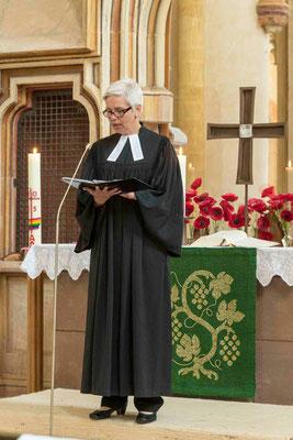 Pfarrerin Beate Ehlert