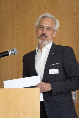 OKR Andreas Jensen (EKD), Leiter der AG Land-Kirchen-Konferenz, Moderation