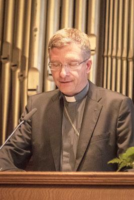 Bischof Dr. Michael Gerber, Bischof der Diözese Fulda und Großkanzler der Theologischen Hochschule Fulda