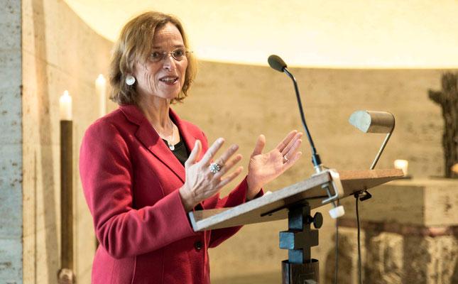Grußwort Oberbürgermeisterin Dietlind Grabe-Bolz