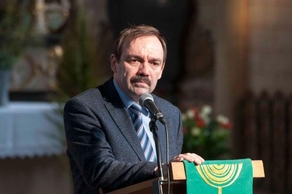 Prof. Dr. Sándor Fazakas, Debrecen/Ungarn