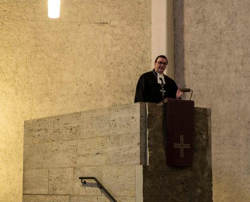Predigt Bischof Prof. Dr. Martin Hein