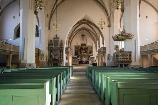 Evangelische Stadtkirche St. Marien