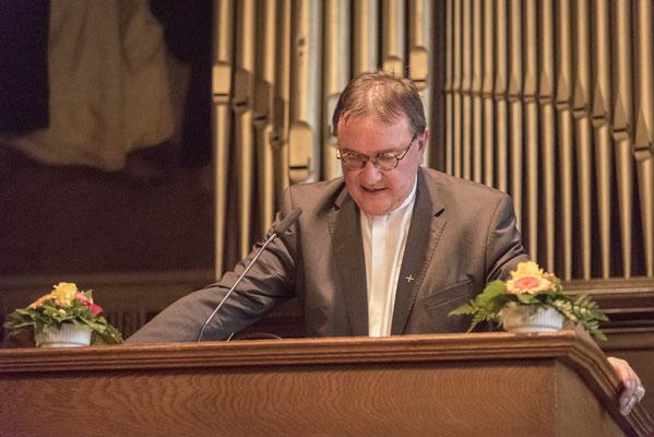 Bischof Prof. Dr. Martin Hein, Bischof der Evangelischen Kirche von Kurhessen-Waldeck