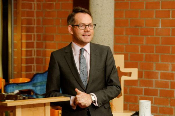 Michael Roth, Bundestagsabgeordneter und Landessynodaler