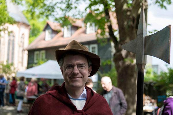 Pfr. Dr. Matthias Franz