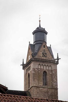 Der Turm der Kilianskirche