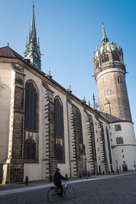 Altstadt und Schlosskirche