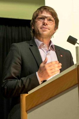 Michael Rudolf, Geschäftsführer des DGB Nordhessen