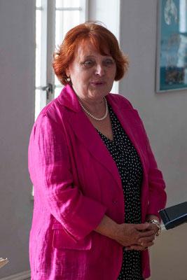 Grußwort der Stadt Marburg: Stadträtin Ursula Schulze-Stampe