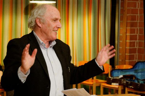 Klaus-Peter Spohn-Logé, Kirchlicher Dienst in der Arbeitswelt der Evangelischen Kirche in Deutschland