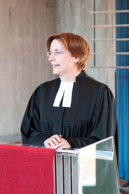 Pfarrerin Bettina Mohr, Beauftragte für das Straßenkinderprojekt