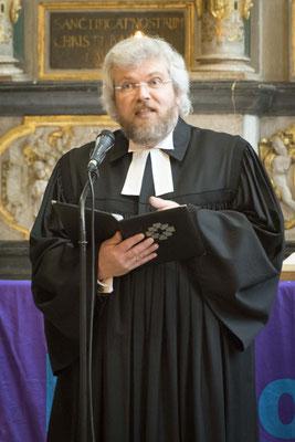 Pfarrer Axel Henß