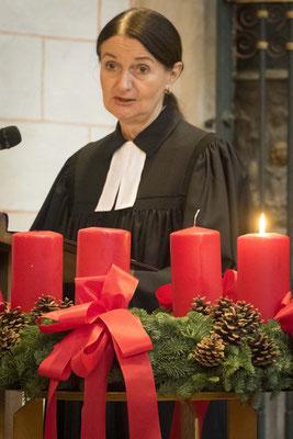 Oberlandeskirchenrätin Claudia Brinkmann-Weiß
