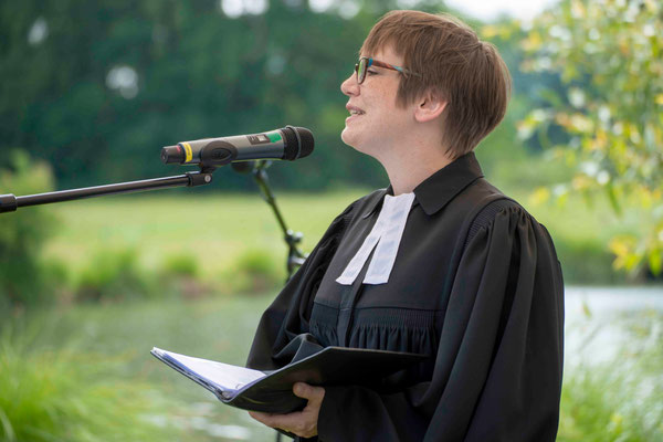 Pfarrerin Kathrin Wittich-Jung