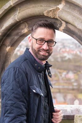 Pfr. Dieter Dersch, Hessentagsbeauftragter der EKKW
