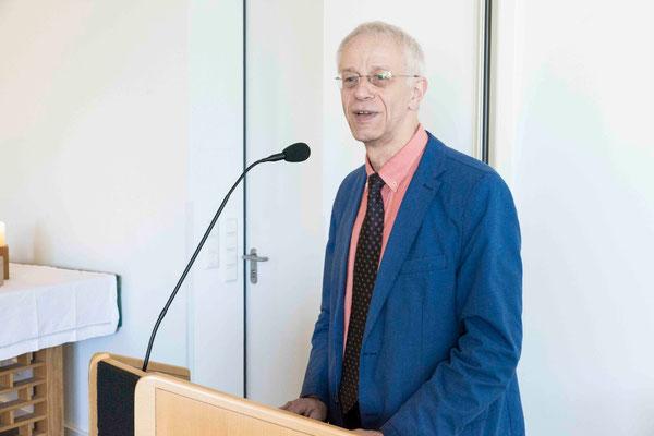 Propst Helmut Wöllenstein