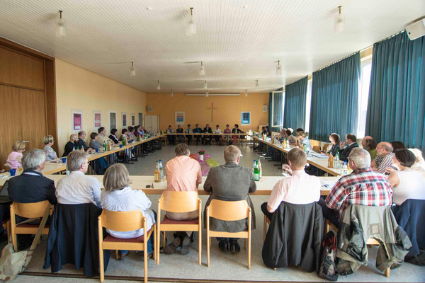 Konferenz der Schulpfarrer
