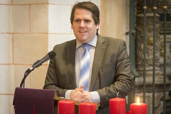 Marian Zachow, 1. Beigeordneter des Landkreises Marburg-Biedenkopf