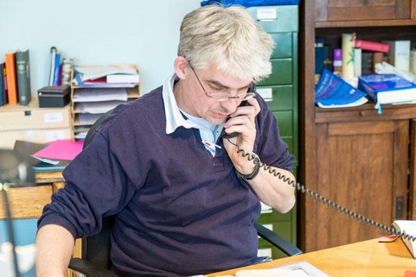 Pfarrer Ralf Ruckert