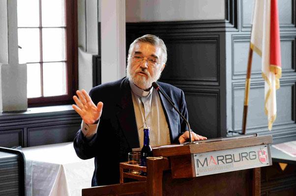 Grußwort Metropolitan Prof. Dr. Gennadios