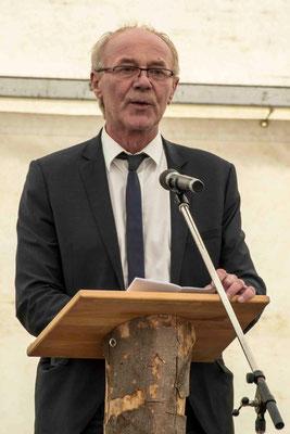 Dr. Reinhard Kubat, Landrat des Kreises Waldeck-Frankenberg