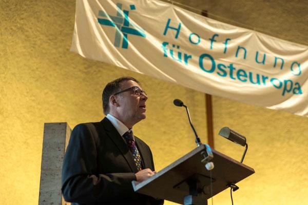 Eröffnung Oberkirchenrat Detlev Knoche, EKHN