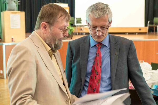 Dr. Alfred Fleissner, Dr. Jochen Gerlach