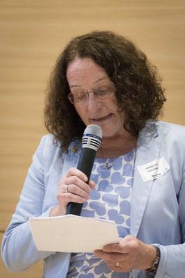 Hildegard Schuster, Präsidentin des Landfrauenverbandes Hessen