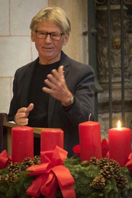 Helmut Giebeler, Vorstand des DW Marburg-Biedenkopf