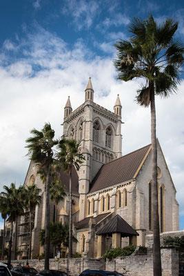 Die Kirche der heiligen Dreifaltigkeit