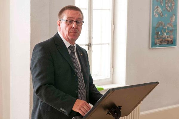 Festvortrag OLKR Dr. Eberhard Stock