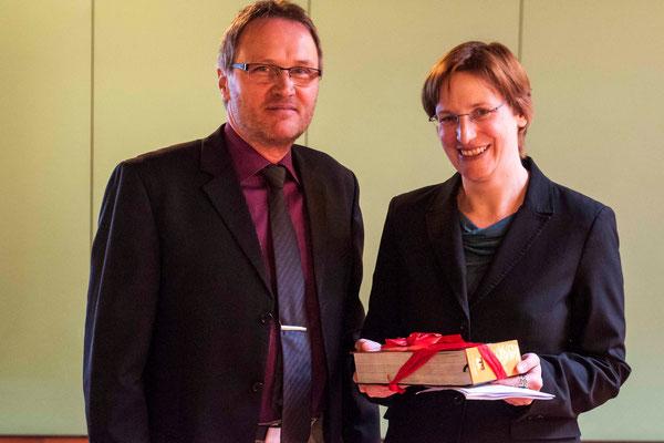 Bernd Müller und Bettina Mohr