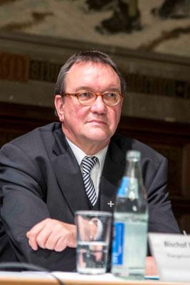 Prof. Dr. Martin Hein, Bischof der Evangelischen Kirche von Kurhessen-Waldeck