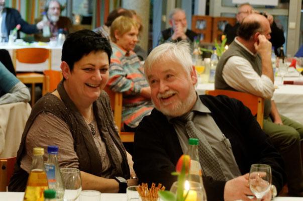 Horst Pilgram-Knobel und Ehefrau