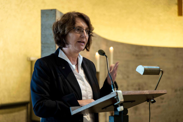 Kollektenansage OLKRin Dr. Ruth Gütter