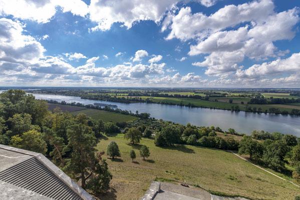 Walhalla über der Donau