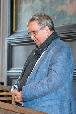 Henning Köster, Vorsitzender der Linken in Marburg