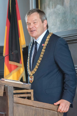 Oberbürgermeister Dr. Thomas Spies